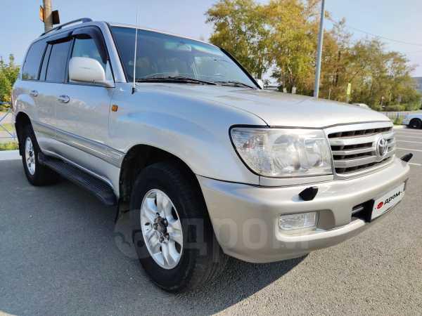 Toyota Land Cruiser, 2006 год, 1 149 000 руб.