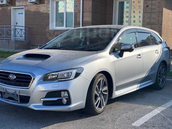 Subaru Levorg, 2016 год, 1 070 000 руб.