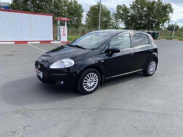 Fiat Grande Punto, 2010 год, 335 000 руб.