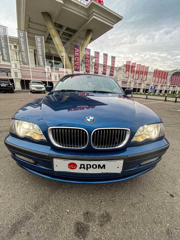 BMW 3-Series, 2000 год, 350 000 руб.