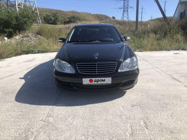 Mercedes-Benz S-Class, 2003 год, 495 000 руб.