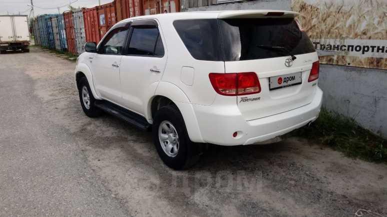 Toyota Fortuner, 2007 год, 1 050 000 руб.