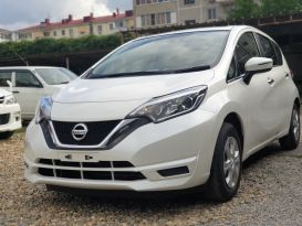 Краснодар Nissan Note 2017