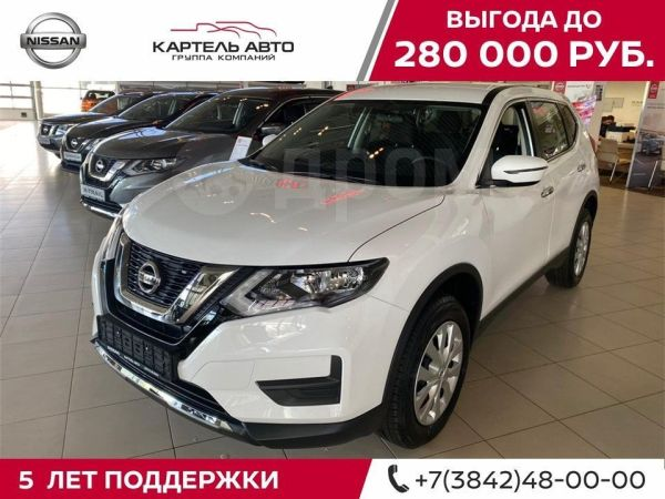 Nissan X-Trail, 2020 год, 1 758 000 руб.