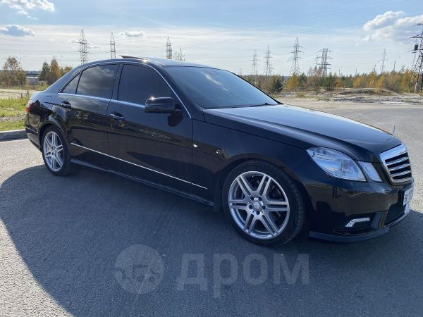 Mercedes-Benz E-Class, 2010 год, 1 159 999 руб.