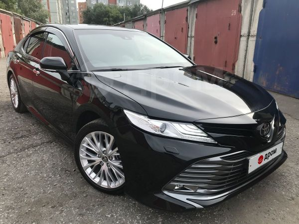 Toyota Camry, 2018 год, 2 200 000 руб.