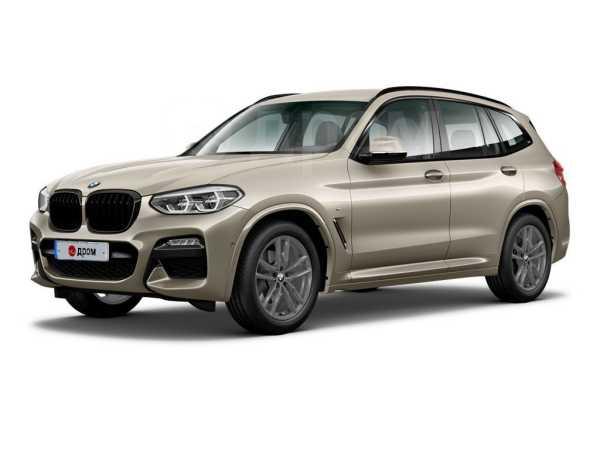 BMW X3, 2020 год, 4 250 000 руб.