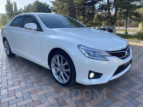 Toyota Mark X, 2016 год, 1 430 000 руб.