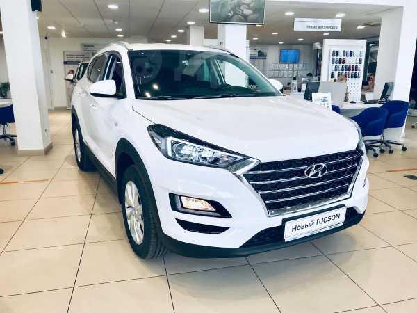 Hyundai Tucson, 2020 год, 1 823 199 руб.
