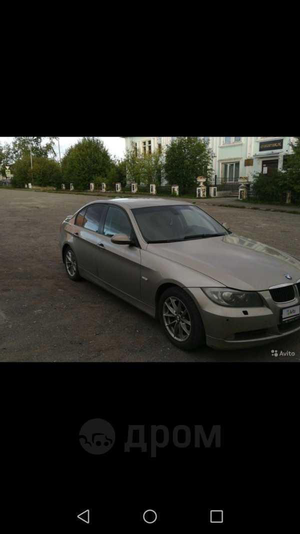 BMW 3-Series, 2007 год, 430 000 руб.