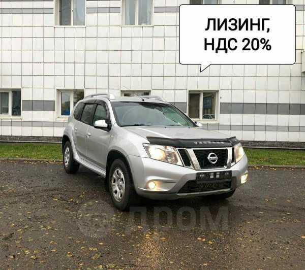 Nissan Terrano, 2016 год, 849 000 руб.