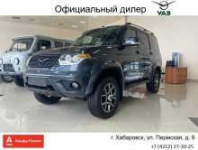 Хабаровск УАЗ Патриот 2020