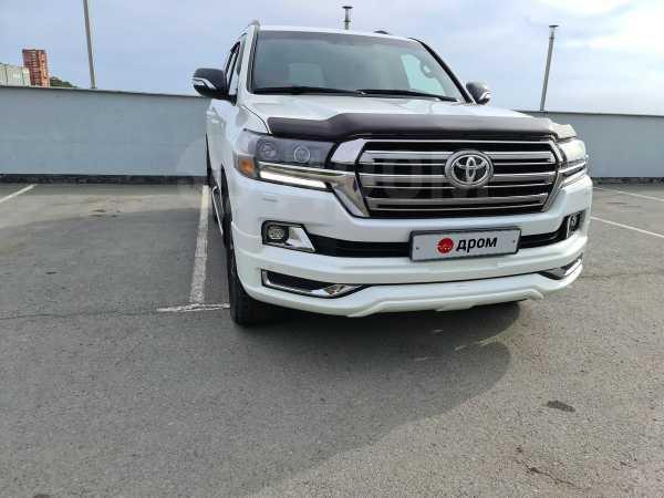 Toyota Land Cruiser, 2016 год, 3 650 000 руб.