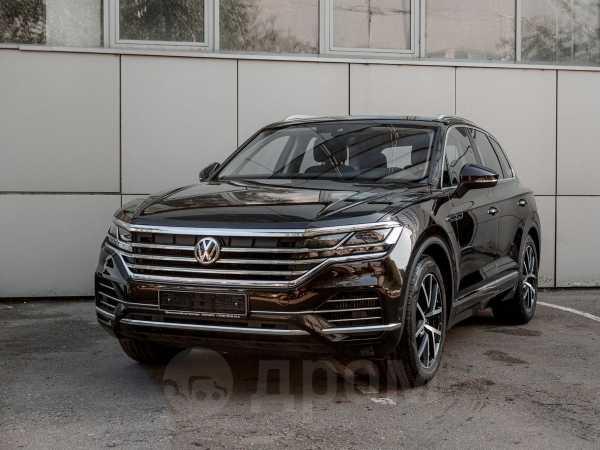 Volkswagen Touareg, 2018 год, 5 417 000 руб.