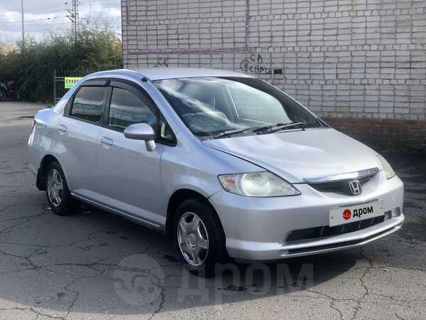 Honda Fit Aria, 2003 год, 205 000 руб.