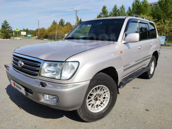 Toyota Land Cruiser, 2004 год, 1 045 000 руб.