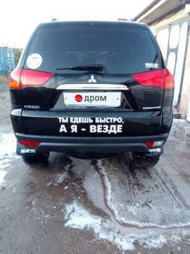 Железногорск-Илимский Pajero Sport 2013
