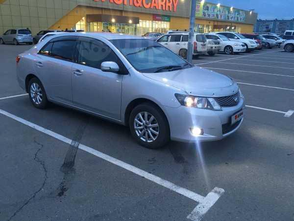 Toyota Allion, 2009 год, 697 000 руб.
