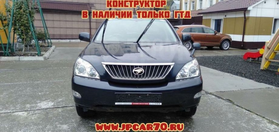 Toyota Harrier, 2003 год, 450 000 руб.