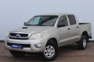Уфа Hilux Pick Up 2011