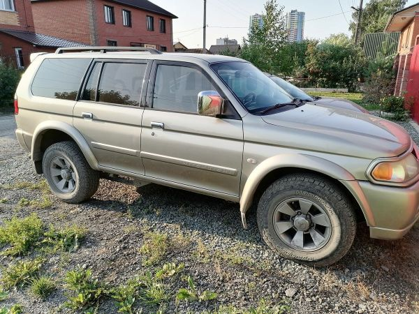 Mitsubishi Pajero Sport, 2006 год, 510 000 руб.