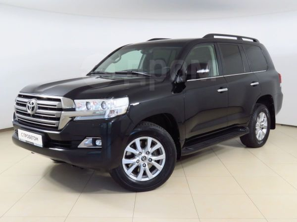 Toyota Land Cruiser, 2016 год, 3 299 000 руб.
