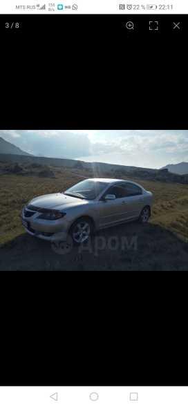Горно-Алтайск Mazda3 2005