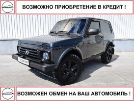 Севастополь 4x4 2121 Нива 2019