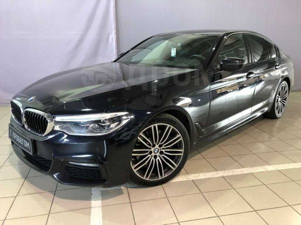 BMW 5-Series, 2018 год, 2 890 000 руб.