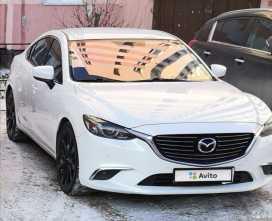 Новый Уренгой Mazda6 2018