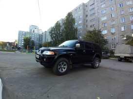 Челябинск Pajero Sport 2006