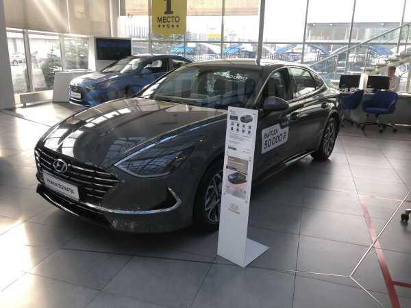 Hyundai Sonata, 2020 год, 1 920 814 руб.