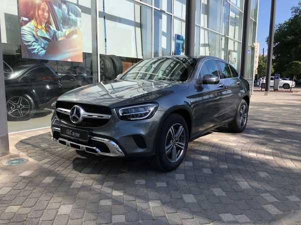 Mercedes-Benz GLC Coupe, 2020 год, 4 070 000 руб.