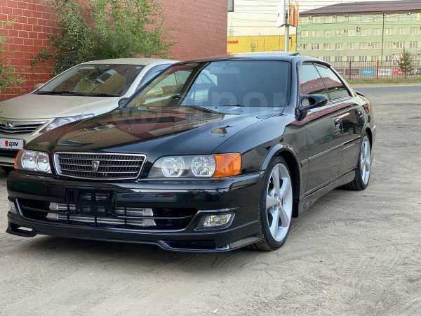Toyota Chaser, 2001 год, 870 000 руб.