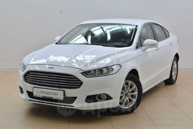 Ford Mondeo, 2018 год, 1 170 000 руб.