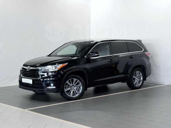 Toyota Highlander, 2015 год, 2 580 000 руб.