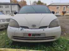 Иланский Prius 2002