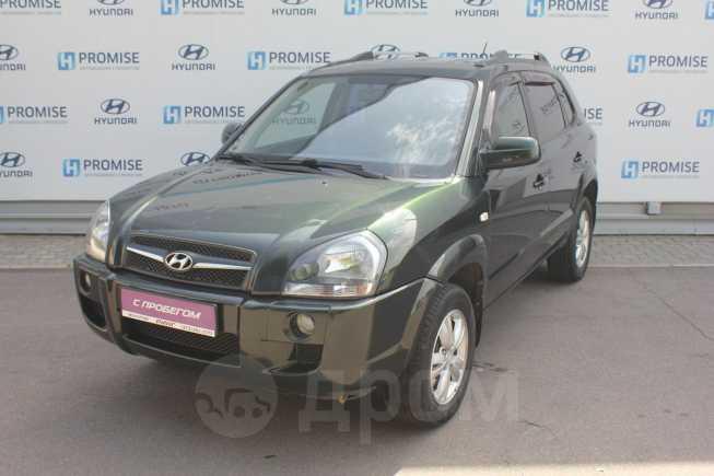 Hyundai Tucson, 2008 год, 470 000 руб.