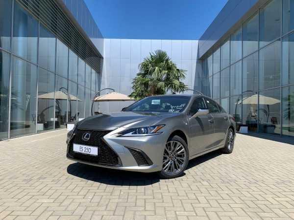 Lexus ES250, 2020 год, 3 352 000 руб.