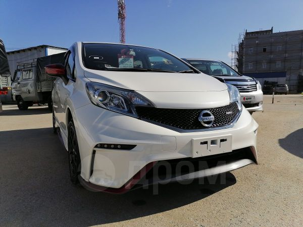 Nissan Note, 2015 год, 719 999 руб.