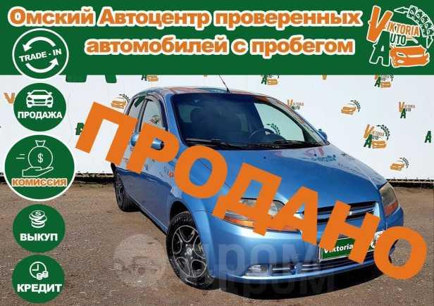 Chevrolet Aveo, 2005 год, 199 000 руб.