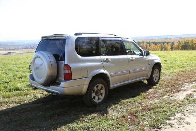 Suzuki Grand Escudo, 2003 год, 400 000 руб.