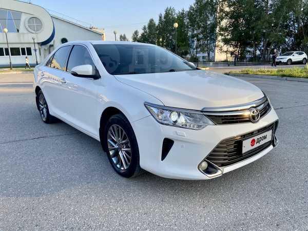 Toyota Camry, 2015 год, 1 410 000 руб.