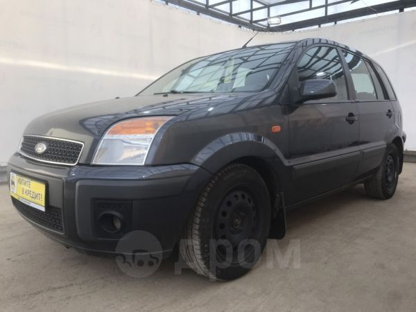Ford Fusion, 2008 год, 243 000 руб.
