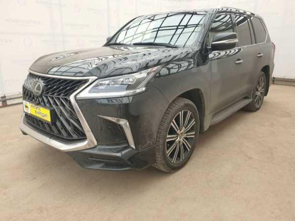 Lexus LX570, 2018 год, 6 659 000 руб.