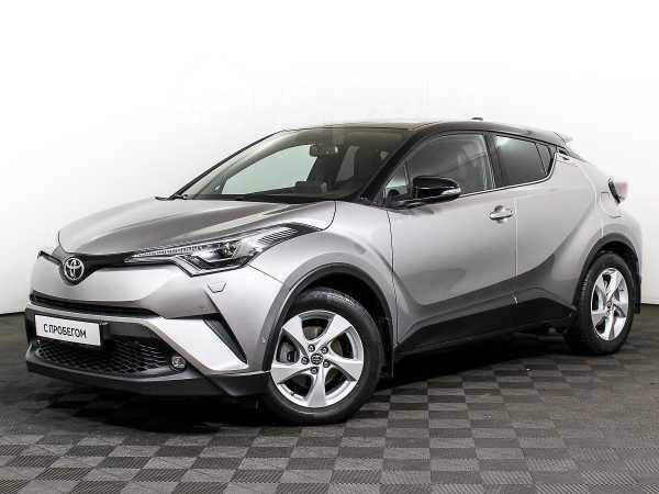 Toyota C-HR, 2018 год, 1 597 000 руб.