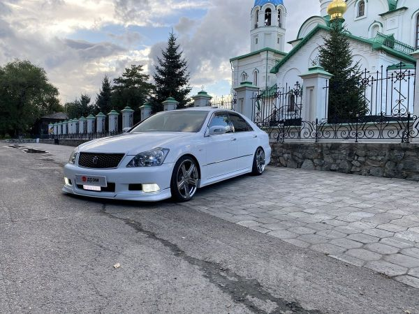 Toyota Crown, 2007 год, 930 000 руб.