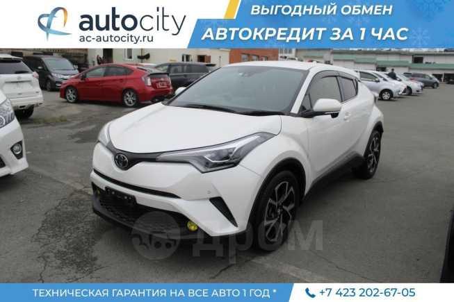 Toyota C-HR, 2017 год, 1 515 000 руб.