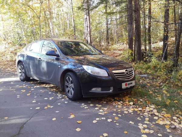 Opel Insignia, 2013 год, 680 000 руб.