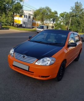 Хабаровск Toyota Allex 2001